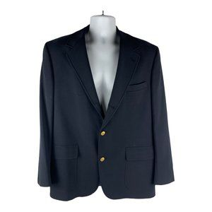 Brooks Brothers Men's Black Blazer
